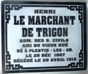 LE MARCHANT DE TRIGON LIGHT