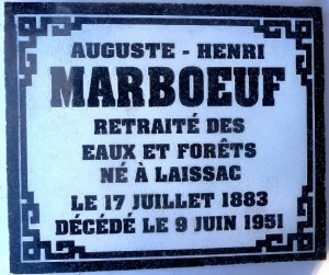 MARBOEUF x light Auguste-Henri